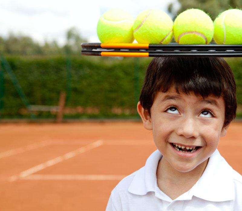 Tennis für die Kleinen beim SV Schwaig